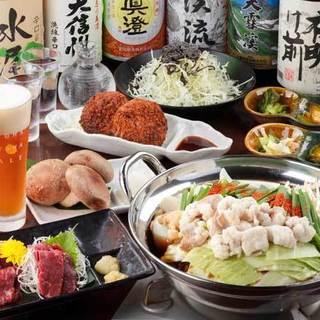 よなよなエールや信州地酒を含む飲み放題の宴会コースが人気‼
