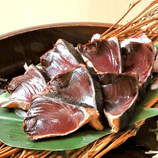 【土佐名物】素材の味を引き出す藁焼きは絶品