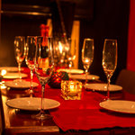シュラスコ&洋風鍋の肉バル 牛鶏豚 - 内観写真:内観写真