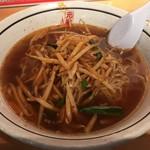 山香菜房 - 料理写真:台湾ラーメン