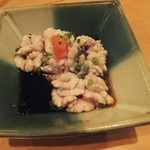 炊き餃子・手羽先 オクムラ - 白子ポン酢