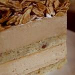 クレマスイーツ - ヘーゼルナッツとチョコレート