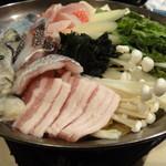 11578517 - 海鮮鍋