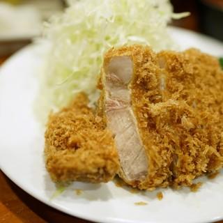 とんかつ かつ壱 - 料理写真:
