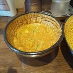 115784963 - 濃厚つけスープ