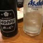 いこい - ホッピーセット450円+税(2019.8.25)