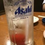 いこい - 紀州梅干サワー400円+税(2019.8.25)