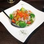 Green Garden - 鶏胸肉のしゃぶしゃぶ¥670