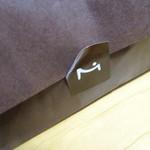 115789285 - 紙袋のシール