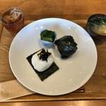 Onigirikafe - おにぎり朝食セット