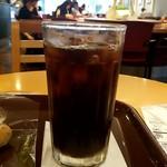 エクセルシオールカフェ - アイスコーヒー