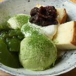 カフェ サダヒコ - 料理写真: