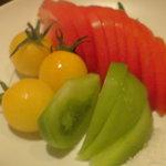 1158001 - トマトの盛り合わせ三種