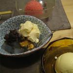 東京遊膳 ひのき亭 - デザート