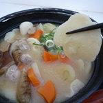 肥後そう川 手延べ麺 - 手延べの「だご麺」は、優しい食感のつるっとしているけどモッチリのだごです。