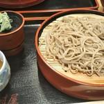 吉村屋 - ざるそば1枚   950円(税込)