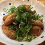 Hayashiya - 鶏モモ柚子胡椒