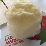 森下菓子店 - ミルク氷