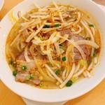 ハロー ベトナム - ピリ辛牛肉のブンボーフェ¥850+tax