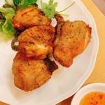 ハロー ベトナム - 揚げ鶏¥450+tax