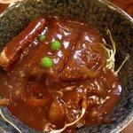 11581360 - ミニデミグラスカツ丼