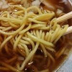 中華そば たまや - 細麺