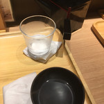 sobakirimiyota - 食後には蕎麦湯も勧めてくれます