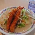 水光社 ファミリーレストラン - 海老チャンポン 594円