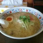 麺屋神楽 - 濃厚塩ラーメン