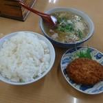 栄食堂 - 料理写真: