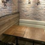 ショコラティエ マサール - テーブル席