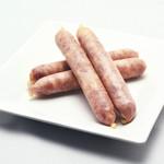 松尾ジンギスカン - 新商品の羊肉ソーセージは、自社加工の自慢の一品。