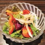 福寿館 - サラダ