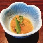 福寿館 - 冬瓜のそぼろあんかけ