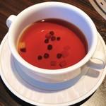 福寿館 - コンソメスープ