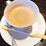 福寿館 - 食後のコーヒー