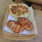 手作りパンの店 ローズマリー - 料理写真: