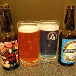 11584258 - 地ビール(はまなす・流氷)