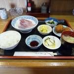 家紋 - ランチ料理