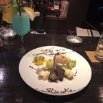 BAR & DINING JAYCO - * 【誕生日】お名前入りデザートプレートが1,000yen! 誕生石カクテルサービス♪