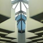 あつた蓬莱軒 - フロア天井