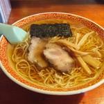 小桜家食堂 - 料理写真:ラーメン450円ネギ抜き