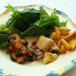 炭火ステーキキッチン&バル - 前菜