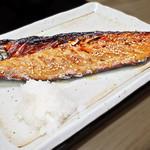花水木 - 鯖 ( 焼き魚定食 ) 2019/09/17