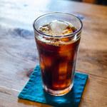 蔵空間茶館 - ドリンク写真:アイスコーヒー