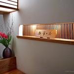 瓢箪の花 - 店内・カウンター席