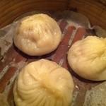 顧の店 刀削麺 - 小龍包もちゃんと作っているようです!