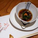 瓢箪の花 - 料理・なまこ酢