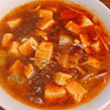 下北グレイヴィ餃子 - 料理写真:麻婆麺 5辛 800円