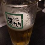 115853964 - 生ビール